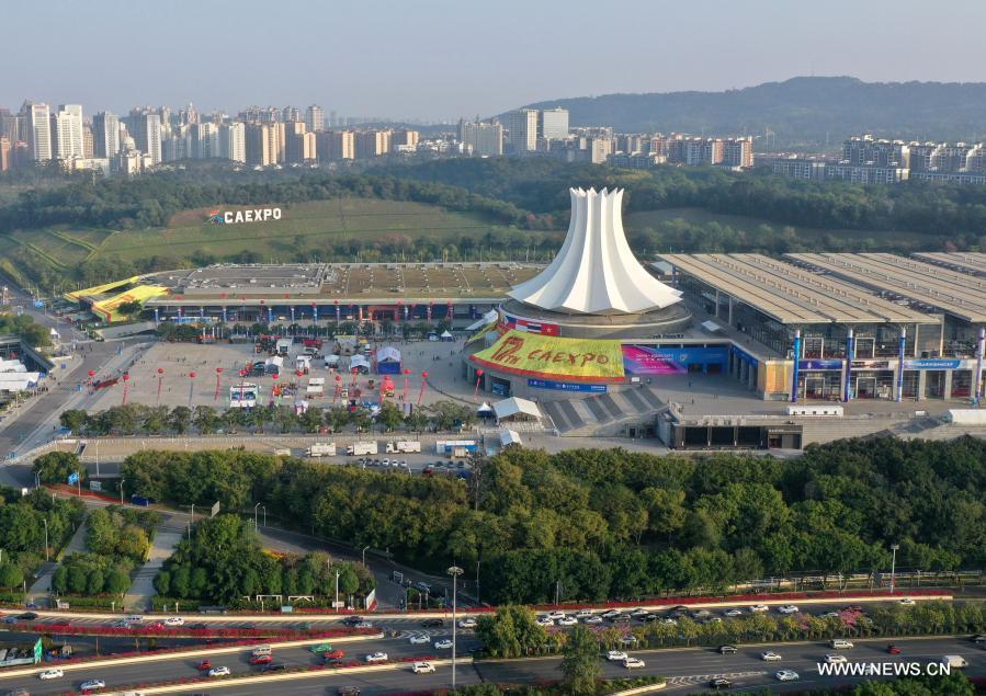 اختتام معرض الصين-آسيان الـ17 وسط تعزيز التعاون في إطار مبادرة الحزام والطريق .jpg